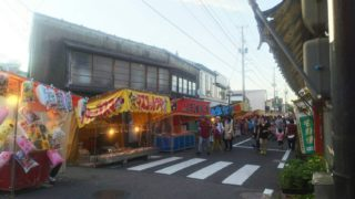 秋田市山王祭~日吉神社のお祭り~秋田市美容室ピース♪