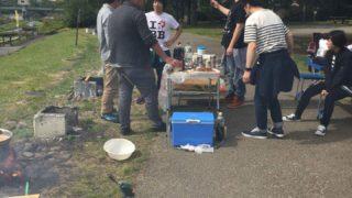 東北理美容BBQ&芋煮会in山形♪秋田市美容室ピース♪