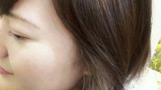 シルバー系インナーカラー♪秋田市美容室ピース♪